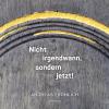 """""""Nicht irgendwann, sonder jetzt!"""" - Andreas Fröhlich – Ein Portrait. / Kilian-Andersen-Verlag"""