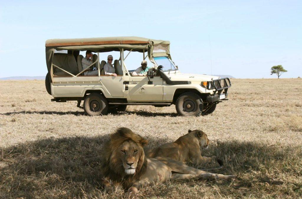 11 Days Big Five Safari & Zanzibar Beach Vacation