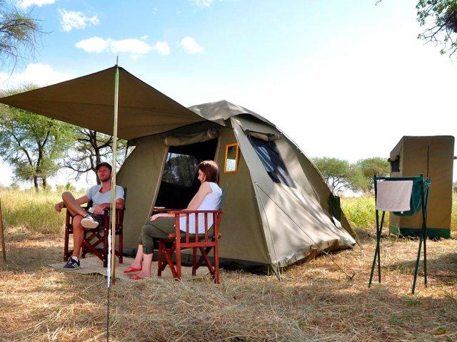 5 days Tanzania Explorer Mobile Camping Safari