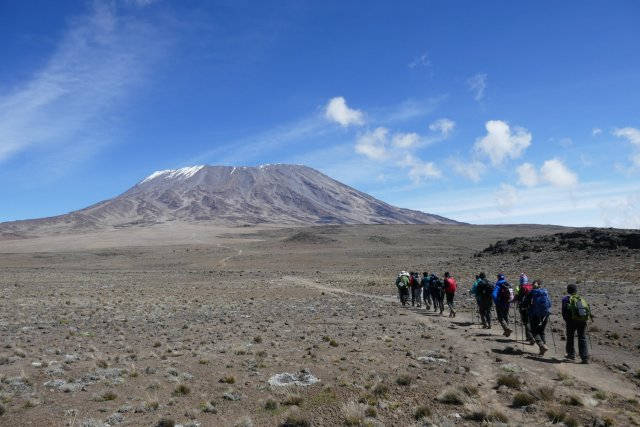 KILIMANJARO-RONGAI ROUTE 6 DAYS TREKKING ITINERARY