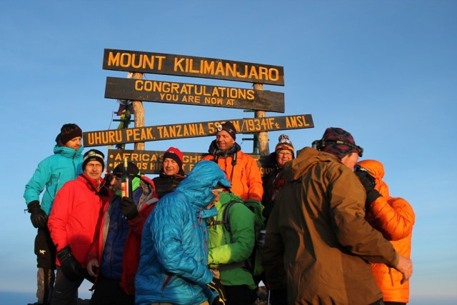 11 DAYS MACHAME ROUTE CLIMB AND WILDLIFE SAFARI