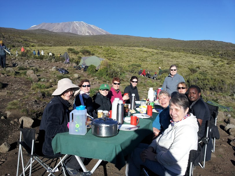 Kilimanjaro Climbing-Rongai kilipeak