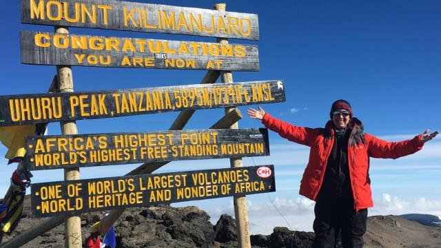KILIMANJARO-7DAYS MACHAME ROUTE TREKKING