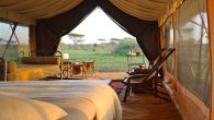 Mobile Tents at Andbeyond Serengeti Under Canvas, Luxury Accommodation