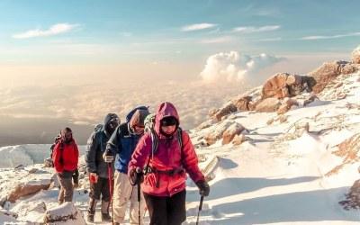 Mount Kilimanjaro Climb 9 Days Northern Circuit Route