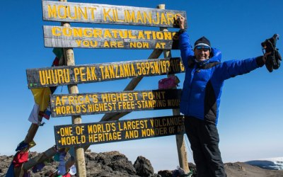 Mount Kilimanjaro Private  and Small Group Climbs