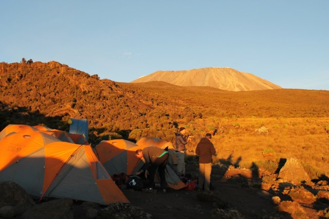 10 DAYS KILIMANJARO TREKKING AND SAFARI.