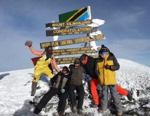 Kilimanjaro Preparation