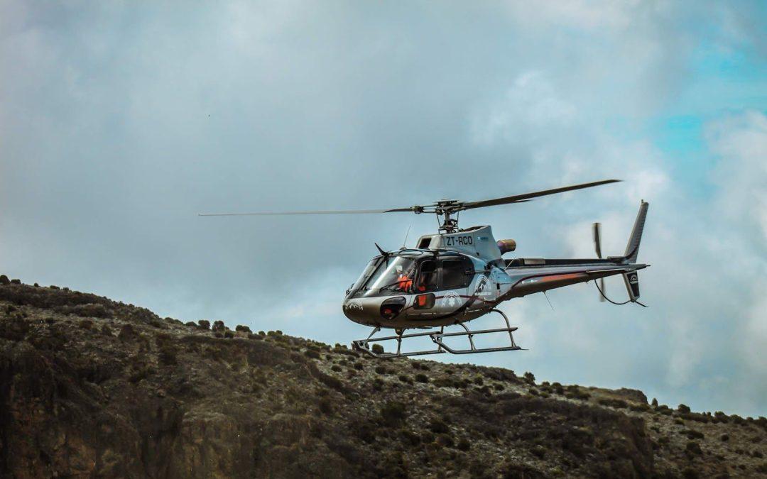 MOUNT KILIMANJARO SEARCH AND RESCUE EVACUATION