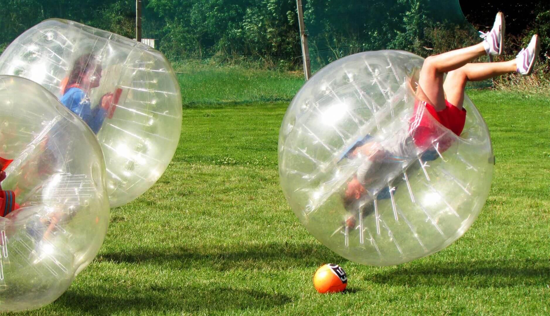 Bubble soccer Kilkenny