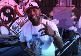 Houston-veteraani Bun B julkaisi uuden musavideon 'Slow It Down'