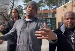 Killahoe Premiere: Gangsta Nino (of Ghetto Mafia) ja T-Roc julkaisivat uuden musavideon 'Never Fold'