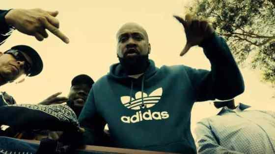 N. Sane pisti ulos uuden musavideon 'We Crippin' – mukana Da Bigg Homie!