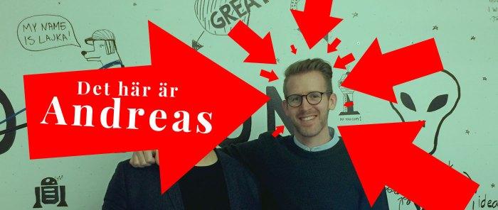 Andreas Killander Creative Director Gullers Grupp Sundsvall