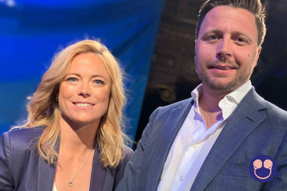 Johanna Matsson och Dan Bjurman, Salesforce