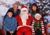 Brian and Tara Bowler with children Glen and Ross