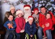 Marian and Declan O'Suilleabhain with children Aodhan, Blathnaid, Muiris, Seamus and Roisin