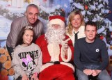 Fergal and Mary O'Carroll with children Ben and Faye O'Carroll, Kilcummin
