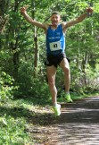 Race pacer, Críostóir Grayson, from Killorglin,
