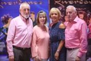 Willie Burke, Teresa Burke, Breda and Pat O'Connor