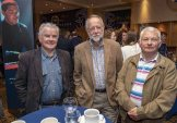 Fred Moynihan Dick Carmody and John O'Shea