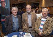 Fred Moynihan Dick Carmody and John O'Shea