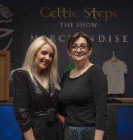 Laura McSweeny and Aine O'Donoghue, Killarney