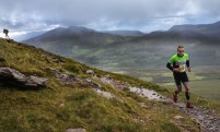 Ian Burke competing in the Dingle Adventure Race