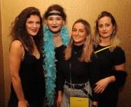 Aife Crean Scannell, Aoife O'Leary, Oliwia Machowska and Clea King