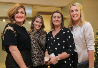 Denise Casey, Ria Kavanagh, Aisling Crosbie and Caitriona White