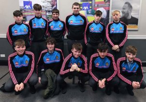Students from CBS The Green, Tralee