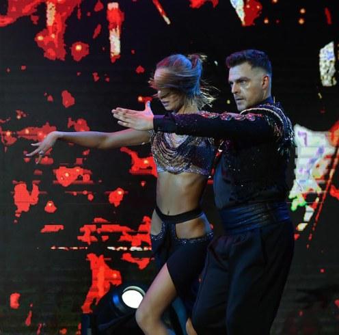 Thalia Heffernanand Ryan McShane get their moves right