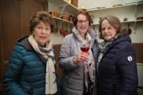 Ann O'Keeffe, Angela Curran and Moya Bowe
