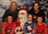 Karen and Donal Herlihy with children Tadhg, Sean and Aine