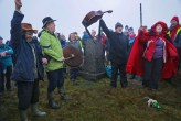 A celebration with our ancient ancestors on the summit of the Paps of Anú