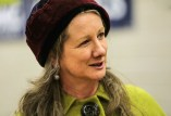 Green Party candidate Cleo Murphy approached Danny Healy-Rae after his planet comments