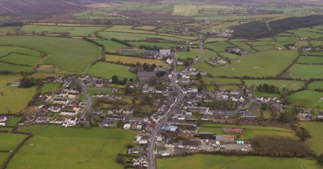 Aerial View of Killenaule.
