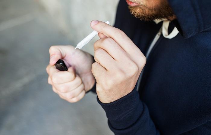 marijuana delivery app