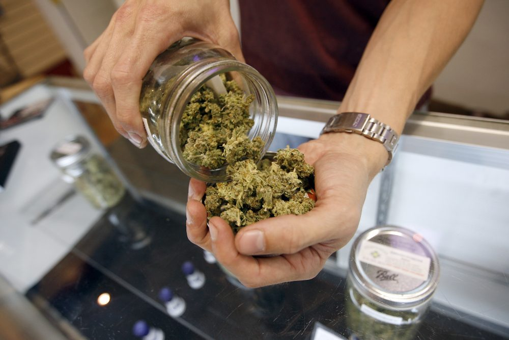 marijuana online store