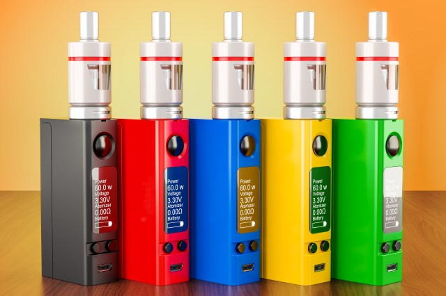 Vaping e Liquid