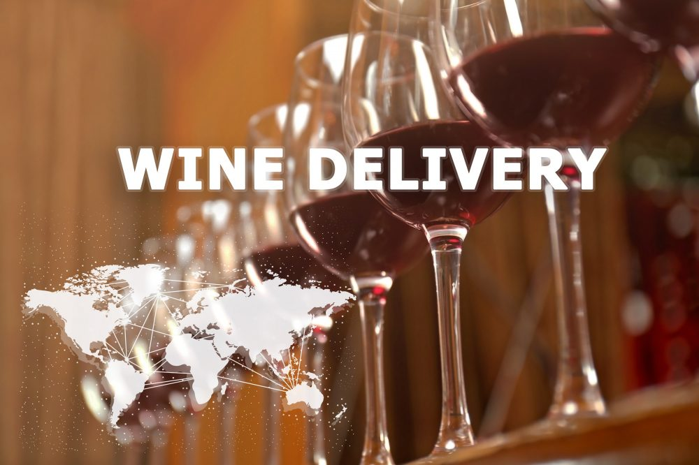 wine delivery business