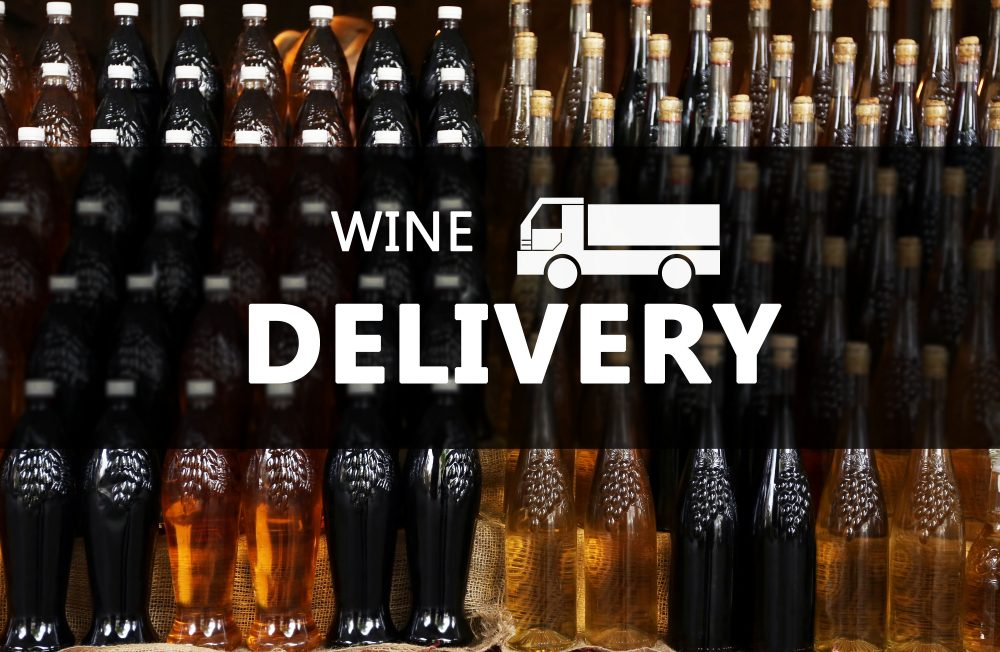 Wine Delivery App