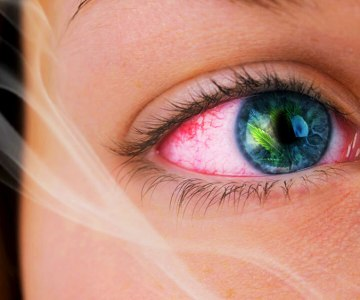 Why Your Eyes Go Red Eyes After Vaping Weed