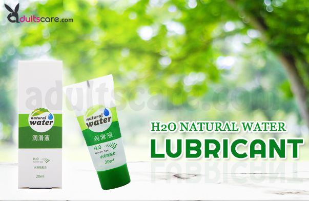 Natural Lubricant for Men and Women