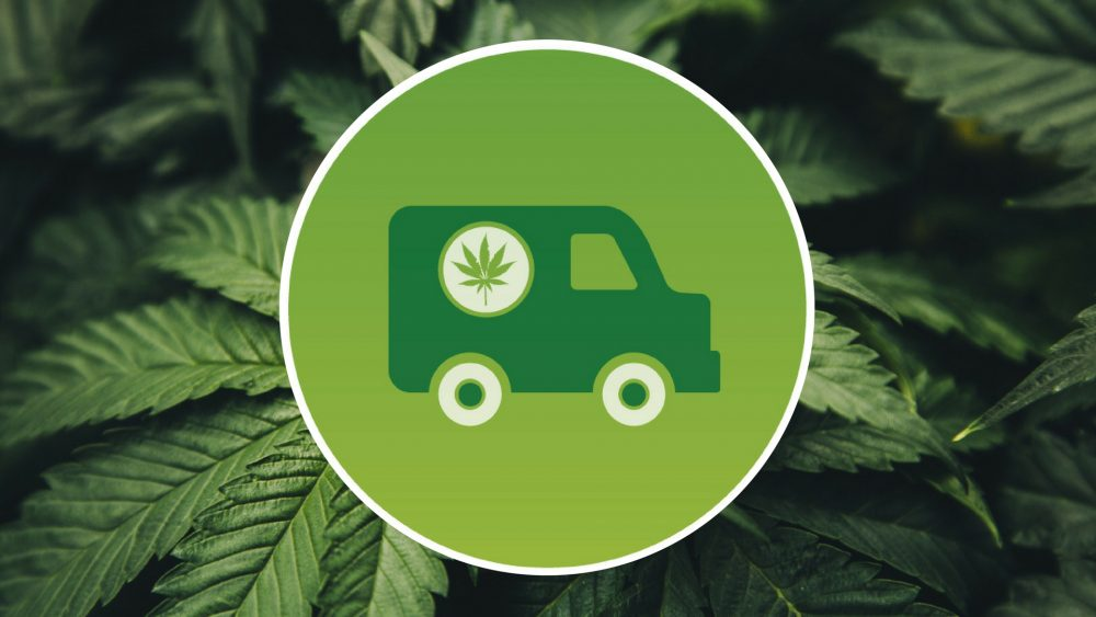 Uber for Weed