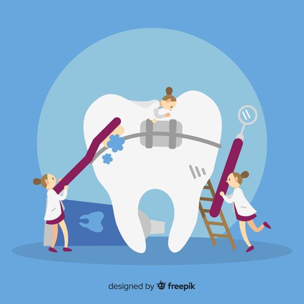 practice oral hygiene