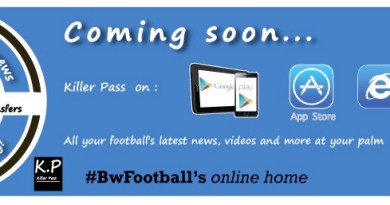 Killerpass Botswana apps and website coming soon