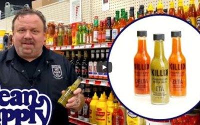 Killik Hot Sauce at Dean SupplyDean Supply