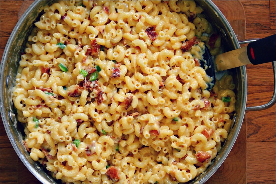 bacon jalapeno mac and cheese