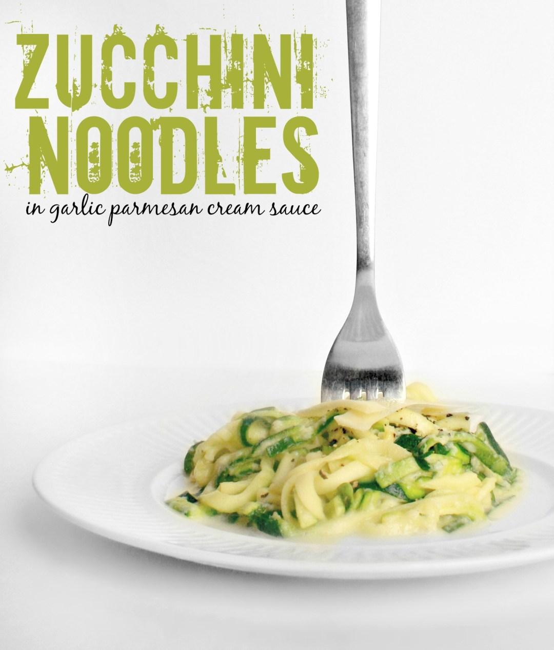 zucchini pasta header